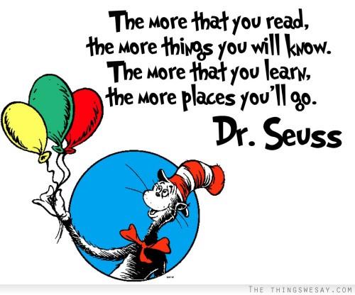 read dr seuss
