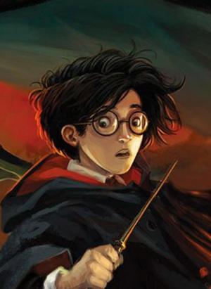 Potter Wizard by Jim Kay